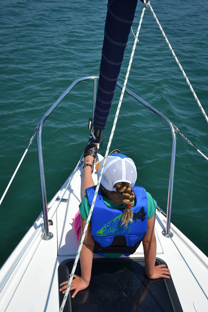summer 2011 :: sailing with nana and papa