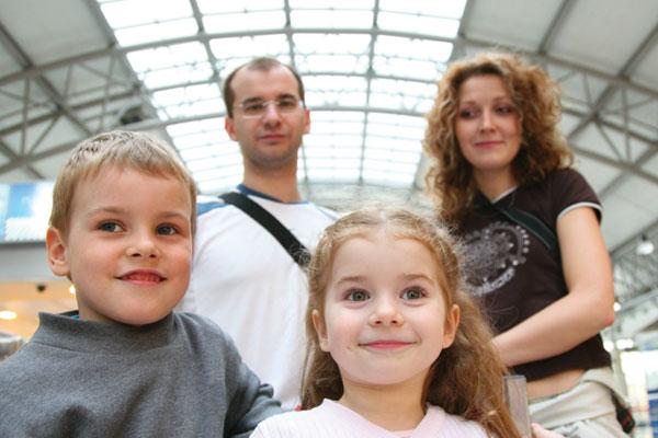 Family Holiday - Travel Insurance Flight Centre NZ