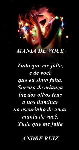 MANIA DE VOCE