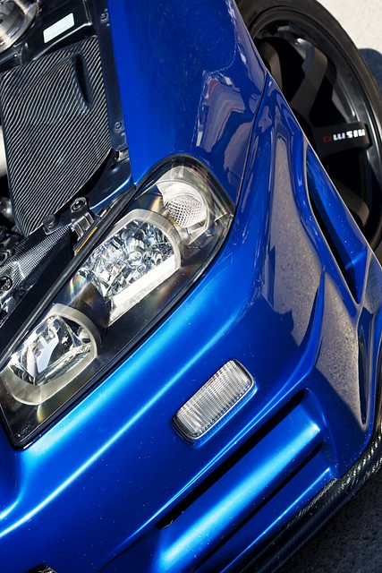 Skyline GT-R R34 III