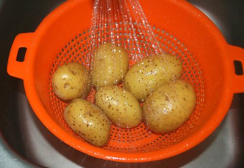 08 - Kartoffeln abschrecken