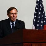 Retired Gen. David Petraeus