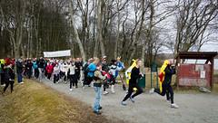 Sponsorløp, Solborg folkehøgskole, 2010-11