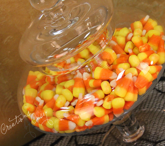 It isn't Halloween without candy corn