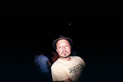 23A (-BerrY-) Tags: sardegna sea party pool night lomography sand berry fisheye amici vacanze brach compleannno