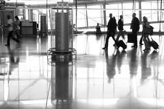 Madrid Bajaras Aeropuerto (SylvainMestre) Tags: madrid airport transit aeropuerto aéroport bajaras sylvainmestre