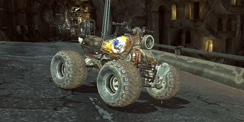 Rage Vehicle Jump Locations Guide
