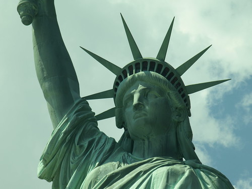 From flickr.com: Statue of Liberty {MID-299083}