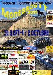 III Concentración 4x4 TT Monegros
