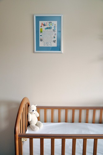 Atticus poem in the nursery
