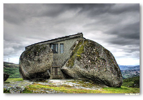 Rock house #5 by VRfoto