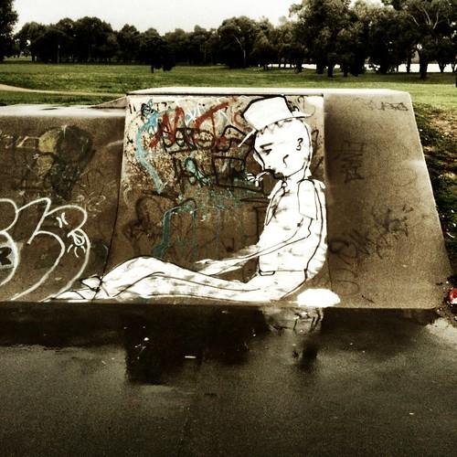 Hastings Skate Ramp