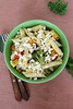 Thumbnail image for Pasta With Roasted Vegetables And Crumbled Fresh Cheese