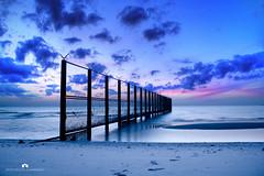 Kuwait - Al Funtas Beach (Abdulaziz ALKaNDaRi | Photographer) Tags: beach colors canon landscape photography eos fishing gulf shot east kuwait middle abu ef q8 waterscape fahaheel 2011   abdulaziz    halifa kuw 550d  t2i    alkandari    blinkagain bestofblinkwinners abdulazizalkandari