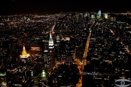 Empire State @ Night 2802