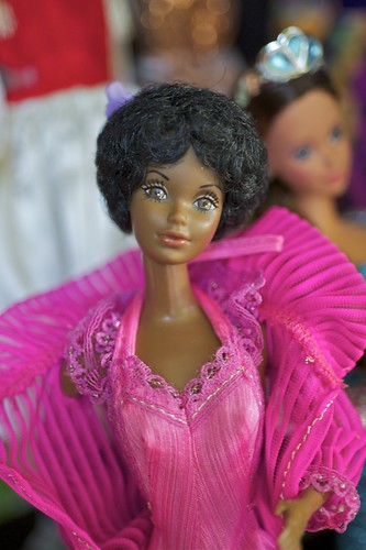 Black Barbie by alington