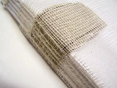 wonderful woven & sewn texture