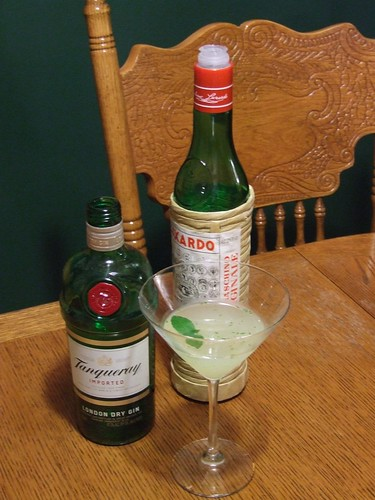 The Sensation Cocktail
