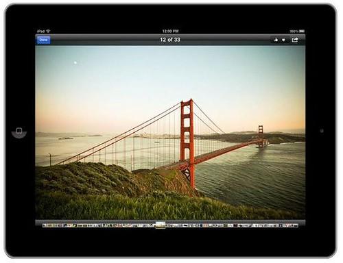 iPad facebook 2