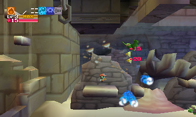 Cave Story 3DS - Sandzone 19