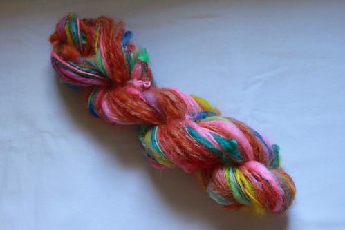 100 yards cotswold curls