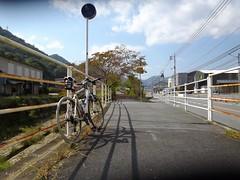 高梁の自転車道