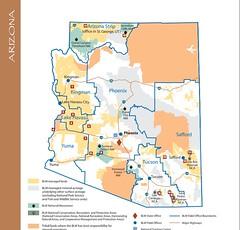 Map Of Arizona Blm Land.Android Blm Maps For Arizona Backcountry Navigator