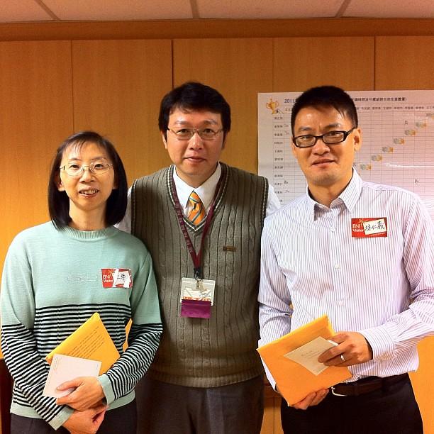 BNI長勝分會搶名片第一二名:台灣人壽奬正華、結構技師林仁義