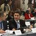 Alaturi de Andrey Kovatchev,  liderul delegatiei bulgare a PPE in cadrul Parlamentului European