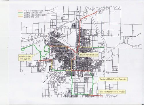 Moberly Pedestrian Master Plan