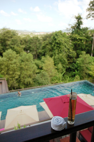 Villa Zolitude - Drink and Towel