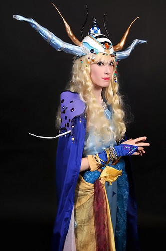 Final Fantasy II Princess Hilda Cosplay