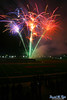 Homecoming Fireworks at Monmouth College (Daniel M. Reck) Tags: illinois education fireworks homecoming monmouth feature extendedexposure monmouthcollege dmrfeature