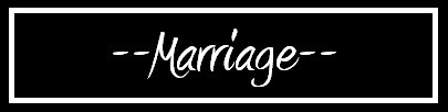 Marriage Banner