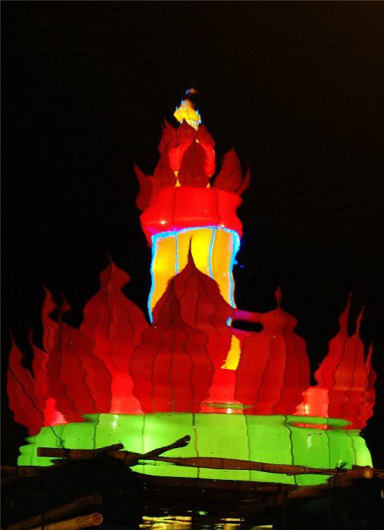 Chiang Mai. Loy Krathong