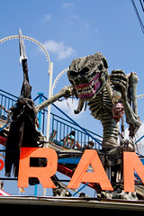 Spookorama (elrina753) Tags: nyc newyorkcity usa newyork brooklyn unitedstates parks amusementpark rides themepark astroland astrolandpark