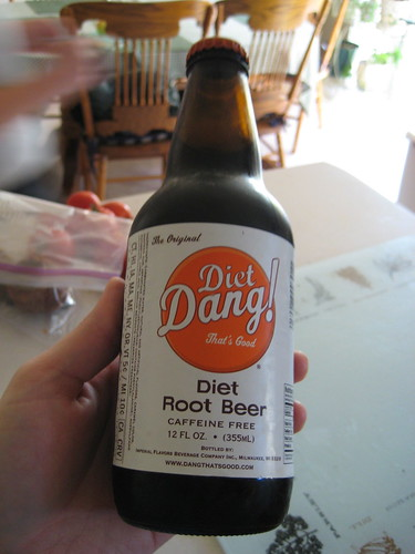 Diet Dang! Root Beer
