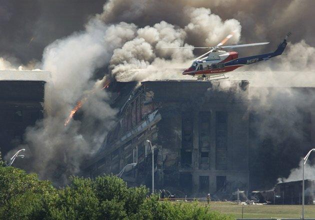 Pentagon attack on September 11, 2001