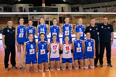 Serbia Women's Volleyball Team  (SRB-ESP) (rphoto.it) Tags: espaa spain women italia serbia volley nazionale pallavolo f