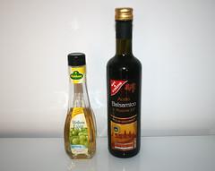 15 - Zutat Balsamico und Weißweinessig