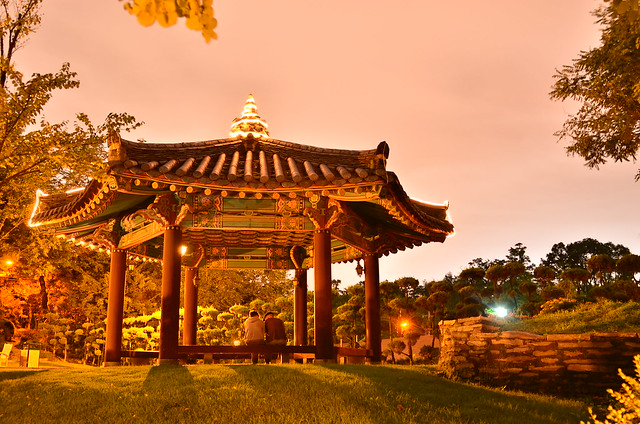 Dragon Hill Lodge Pagoda