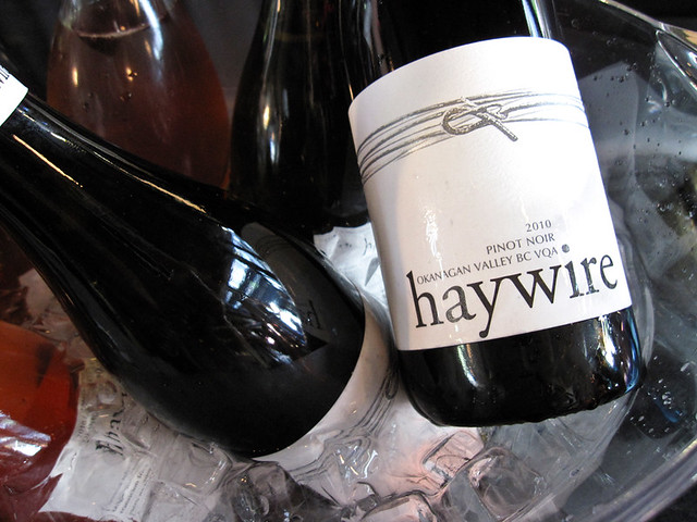 Haywire Pinot noir