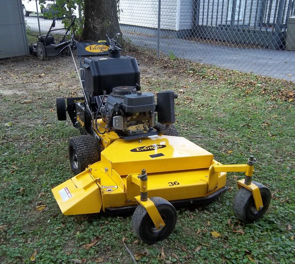 256/365 Super Mower!