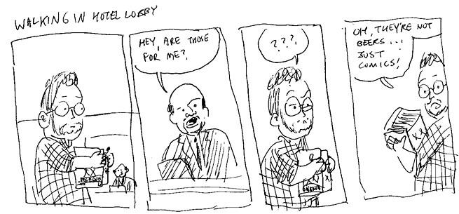 comicsnotbeers