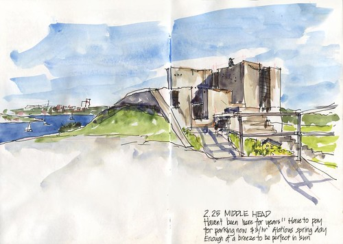 110916 Middle Head 1