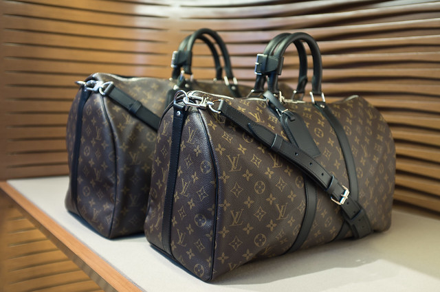 Monogram Macassar Keepall