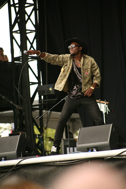 Theophilus London at Austin City Limits 2011