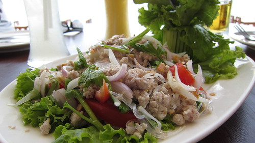 Koh Samui Ta Rua Samui Seafood restaurant サムイ島シーフードレストラン タールア (4)