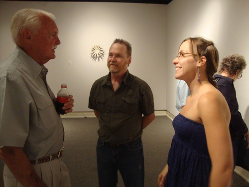 Bennett Sewell, Chris Robinson, Bethany Krull, Meadows Museum, Shreveport by trudeau