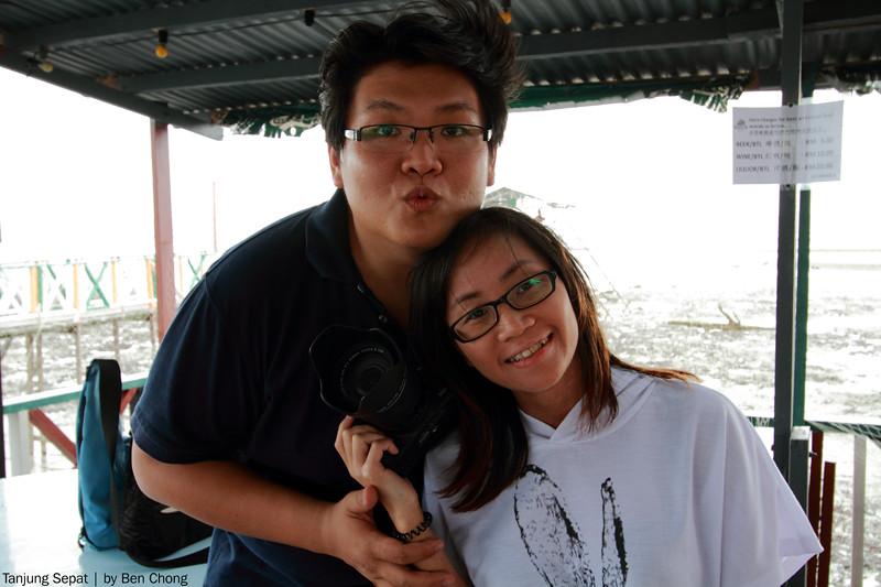 Tanjung Sepat - couple